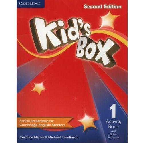 Kid's Box 1 Second Edition. Ćwiczenia z Dostępem do Ćwiczeń Online (9781107689404)