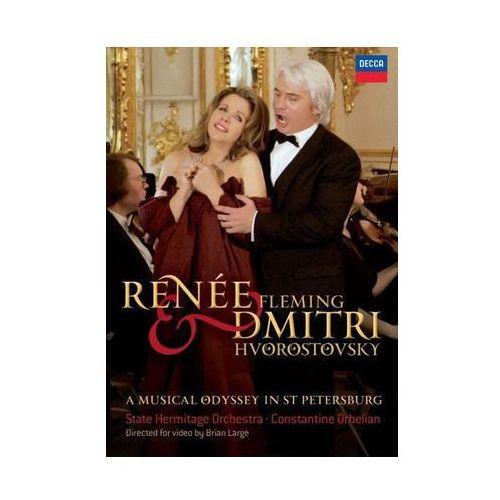 A MUSICAL ODYSSEY IN ST PETERSBURG - Renee Fleming (Płyta DVD) (0044007433836)
