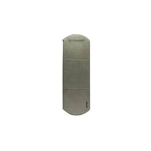 Karimata  altea samopompująca, grubość 5 cm 198 x 63 x 5 cm khaki khaki marki Trimm
