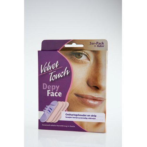 Uchwyt + 3 paski do depilacji twarzy ze sklepu Beate Uhse