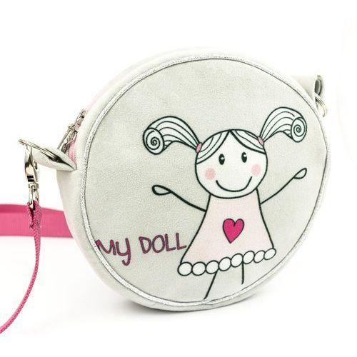 Torebka na ramię my doll marki Shellbag