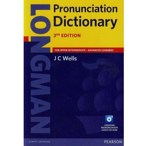 Longman Pronunciation Dictionary + CD, Wells, John