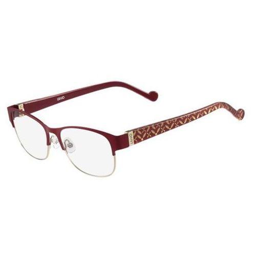 Okulary korekcyjne lj2101 615 marki Liu jo