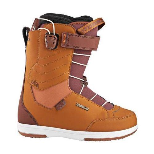 Buty snowboardowe - ray lara cf brown (9220) marki Deeluxe