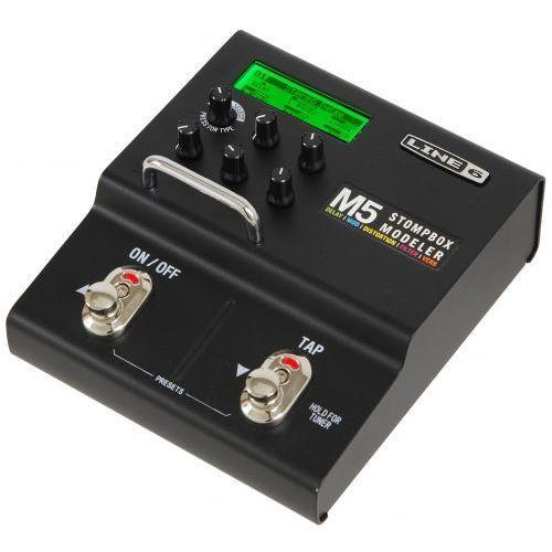 m5 stompbox procesor gitarowy marki Line 6