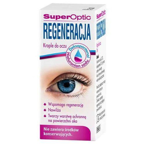 Polpharma Superoptic regeneracja krople do oczu 10ml