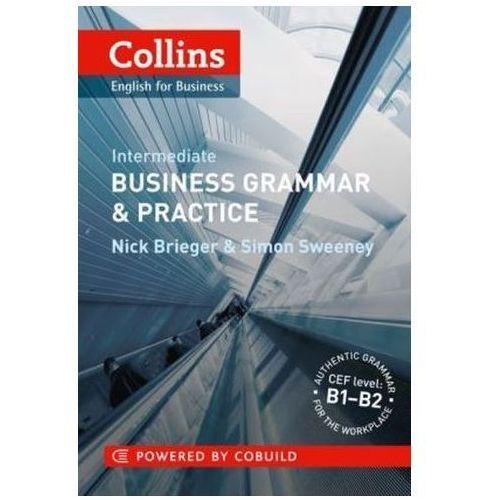 Collins Business Grammar & Practice Intermediate, oprawa miękka