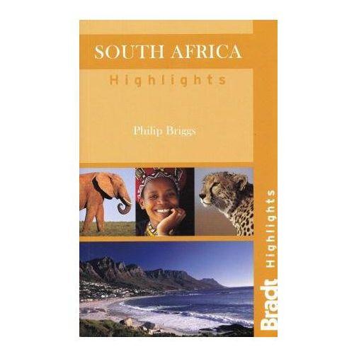 Południowa Afryka Bradt South Africa, oprawa miękka