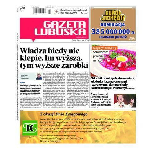 Gazeta Lubuska - B Żary, Żagań, Nowa Sól, Wschowa, Głogów, Polkowice 131/2018