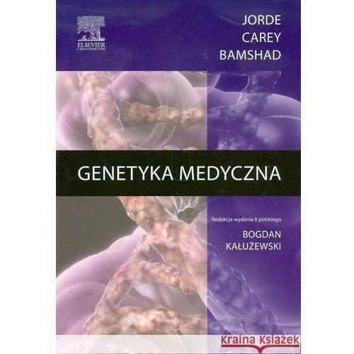 Genetyka medyczna (9788376098517)