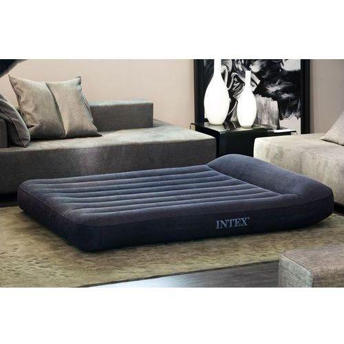 Materac dmuchany z wbudowaną poduszką 150 x 200 x 20 cm 66769 marki Intex