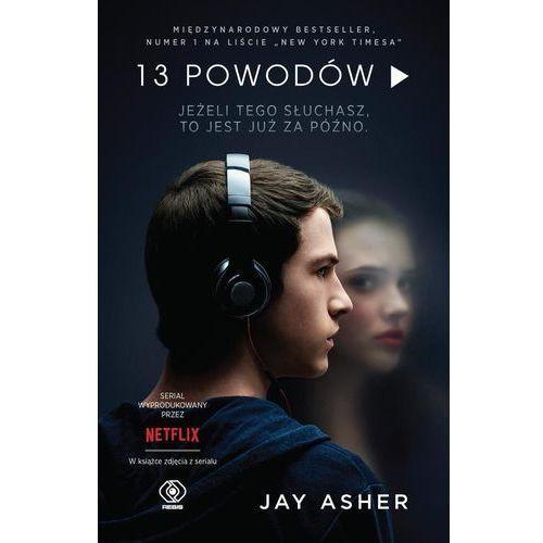 13 powodów - Jay Asher, oprawa miękka