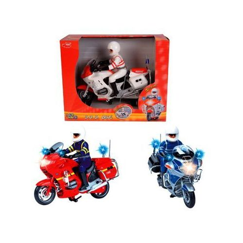 Zabawka SIMBA Motor SOS 203383025038 (motor zabawka) od Media Expert