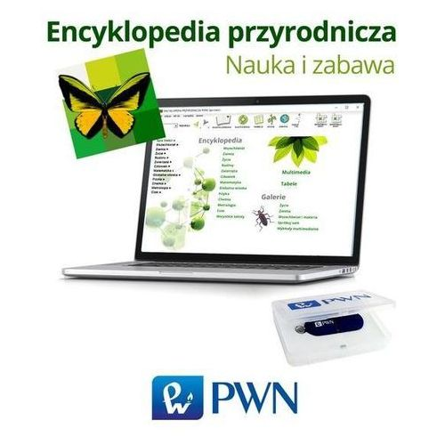 Pendrive - Encyklopedia przyrodnicza dla każdego. - Wydawnictwo Naukowe PWN (9788301184865)