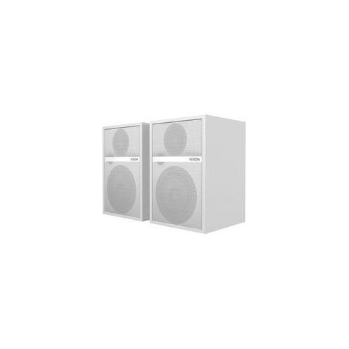 Głośniki sp-1700 białe (2szt.) marki Vision