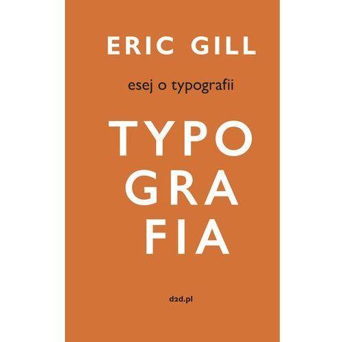 Esej o typografii, oprawa twarda