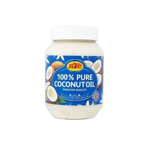 Olej Kokosowy 500ml - KTC (olej, ocet)