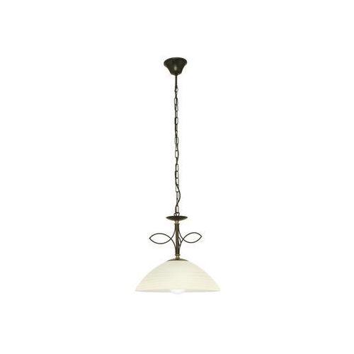 Eglo 89133 - lampa wisząca beluga 1xe27/100w antyczny brąz (9002759891336)
