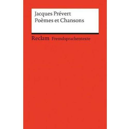 Poemes et Chansons (9783150091555)