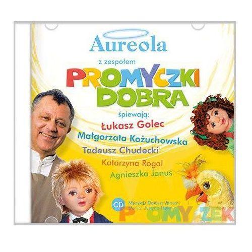 Aureola z zespołem - płyta cd marki Promyczki dobra