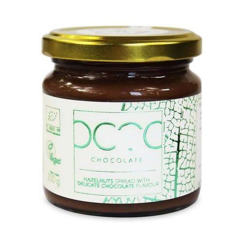 Octochocolate-Czekolada ciemna 55% z migdałami, morwą białą i kawą (140g) (140 g)