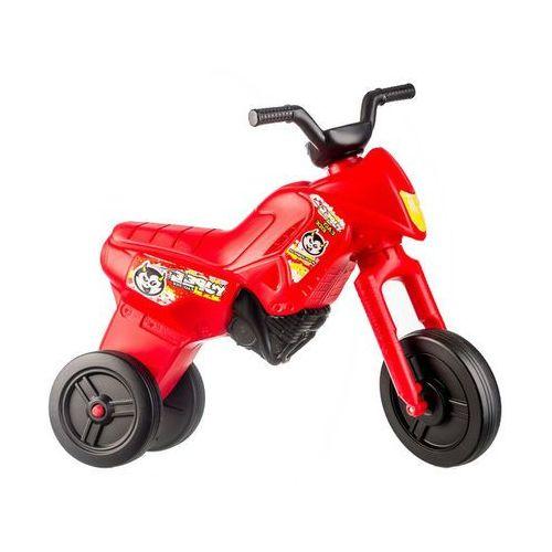 Czerwony Motor, Jeździk, Yupee z Mall.pl