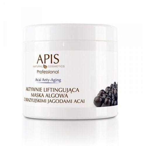 APIS Acai Anty-Aging Maska Algowa Z Brazylijskimi Jagodami Acai 250g (5901810000226)