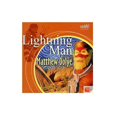 Soliton Matthew, doyle - lightning man - music from australia (4038912145089)