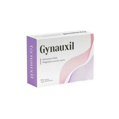 Gynauxil globulki dopochwowe x 10 sztuk