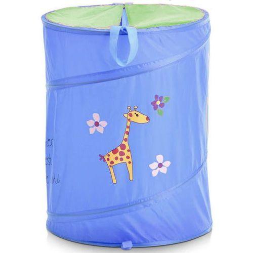 Torba na pranie, zabawki, motyw dziecięcy - kolor niebieski, ZELLER, 24873-UNIW