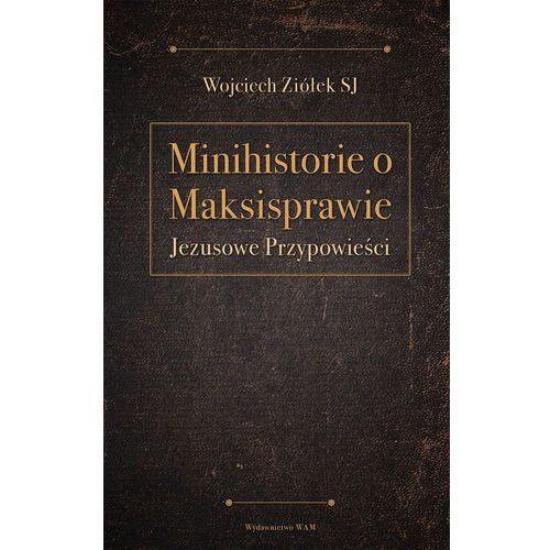 Minihistorie o Maksisprawie. Jezusowe przypowieści, oprawa miękka