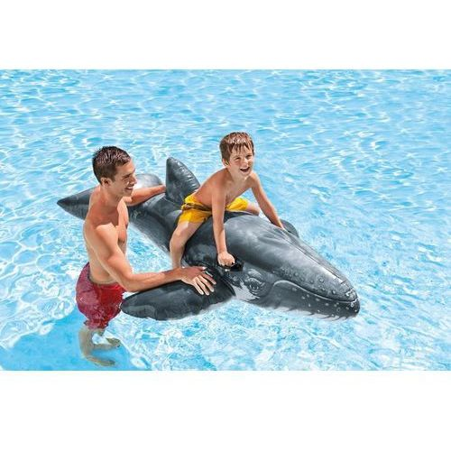 Intex Dmuchany pływak wieloryb, , 201 x 135 cm