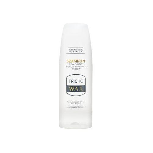 Wax angielski pilomax Wax szampon wzmacniający przeciw wypadaniu włosów 200ml