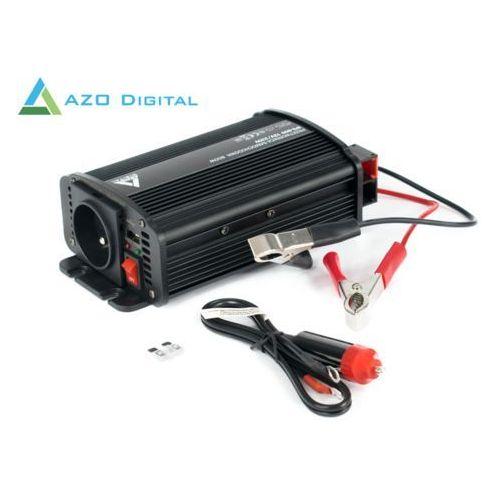 Azo digital Samochodowa przetwornica napięcia 12 vdc / 230 vac ips-800u 800w