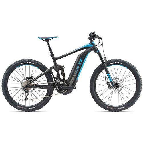 """full-e+ 1.5 pro rower elektryczny full niebieski/czarny m   45cm (27.5+"""") 2018 rowery górskie marki Giant"""