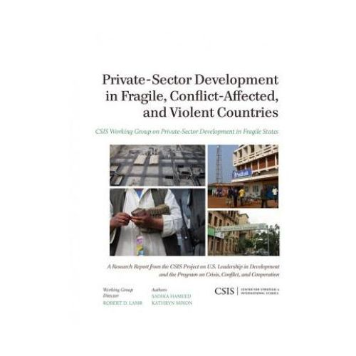 Private-Sector Development in Fragile, Conflict-Affected, and Violent Countries (9781442224919)