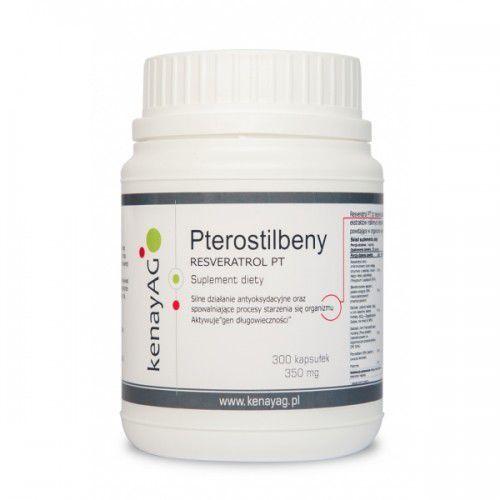PTEROSTILBENY - Resweratrol PT (300 kapsułek) (5900672151794)
