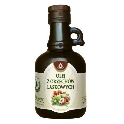 Olej z orzechów laskowych 250ml (5907078675534)
