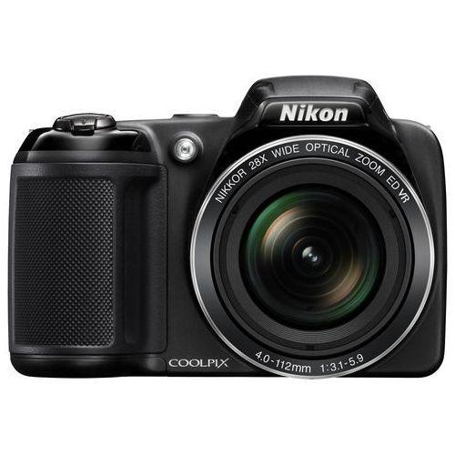 Nikon Coolpix L340, cyfrówka