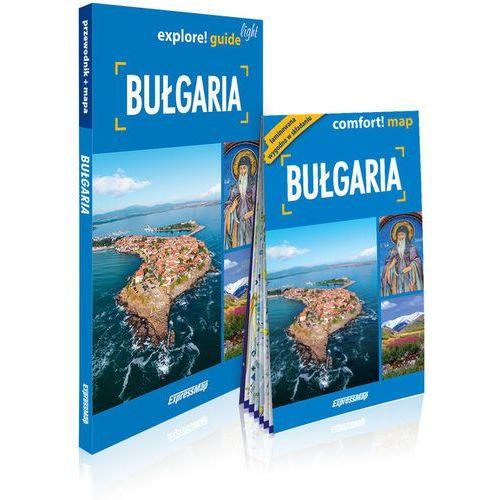Bułgaria 2w1: przewodnik light + mapa (9788380464247)