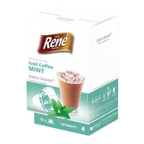 Rene dolce gusto iced coffee mint - 16 sztuk (5902480017132)