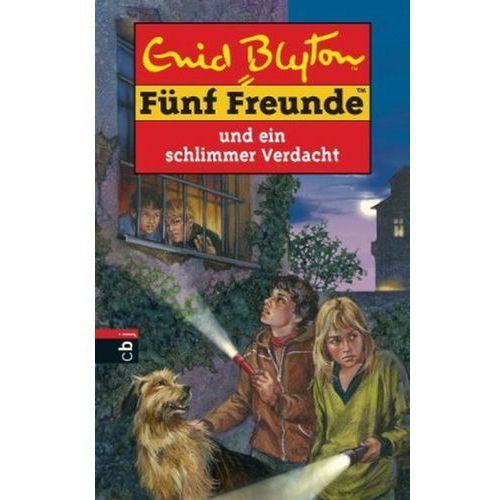 Fünf Freunde und ein schlimmer Verdacht Blyton, Enid (9783570130421)