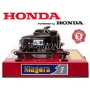 NIAGARA1 Motopompa by HONDA (5 mm, 1200 l/min) + OLEJ + DOSTAWA GRATIS