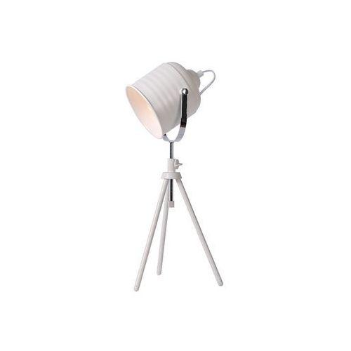 Lucide Lampa stołowa Biały, 1-punktowy - Nowoczesny - Obszar wewnętrzny - Lucide - Czas dostawy: od 4-8 dni roboczych (5411212711793)
