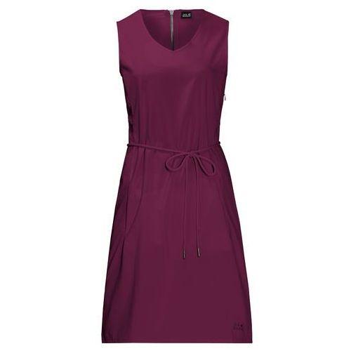 Sukienka TIOGA ROAD DRESS wild berry - XXL, 1 rozmiar