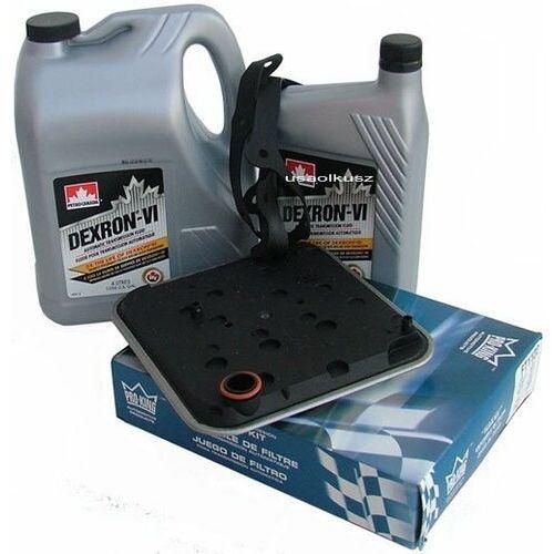 Filtr oraz olej dextron-vi automatycznej skrzyni biegów 4spd chrysler pt cruiser marki Petro-canada