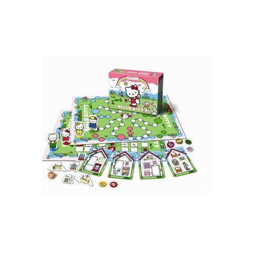 Neuveden Společenská hra - hello kitty - velká hra (8595557506829)