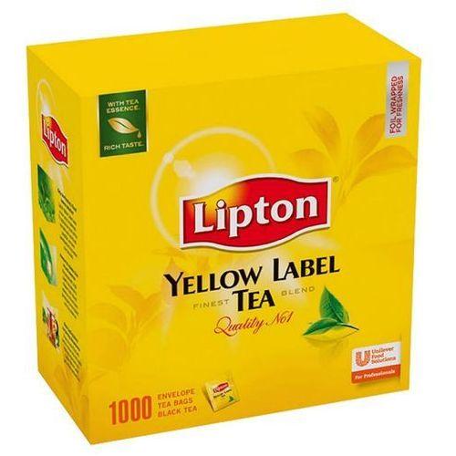 Herbata eksp. LIPTON Yellow Label op.1000 kopert