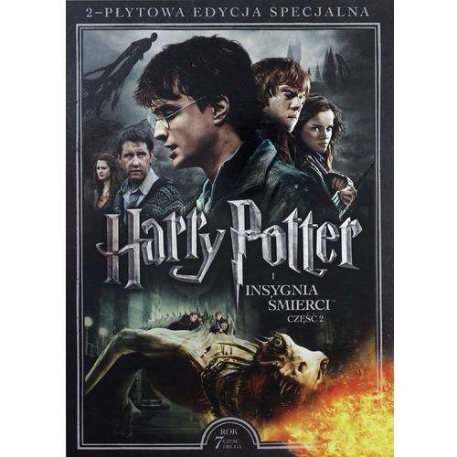 Harry Potter i Insygnia Śmierci, część 2 (2-płytowa edycja specjalna) (DVD) - David Yates DARMOWA DOSTAWA KIOSK RUCHU (7321916288188)