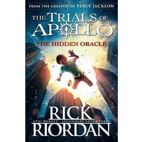 The Trials of Apollo - The Hidden Oracle (9780141363929)